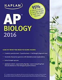 biology placement exam prep