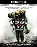Hacksaw Ridge [4K Ultra HD + Blu-ray + Digital HD]