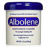 Albolene Moisturizing Cleanser Fragrance Free 12 oz ( Pack of 4)