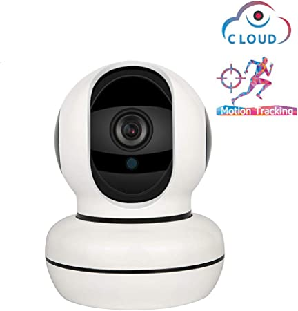 1080P IP Camera Security Surveillance Auto Tracking Baby Monitor Cloud Storage