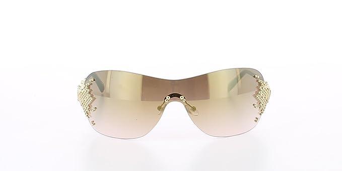 Fred Pearls 706 Lunette de soleil Femme Or 67  Amazon.fr  Vêtements ... 27037989b877