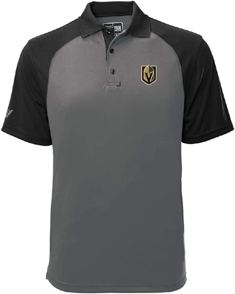 Levelwear NHL Mens Strike Insignia Polo