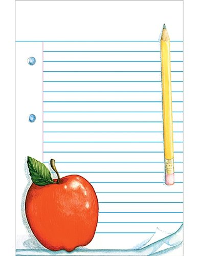 Teacher Created Resources Note Pad Notepad (1141) Teacher Memo Sheets