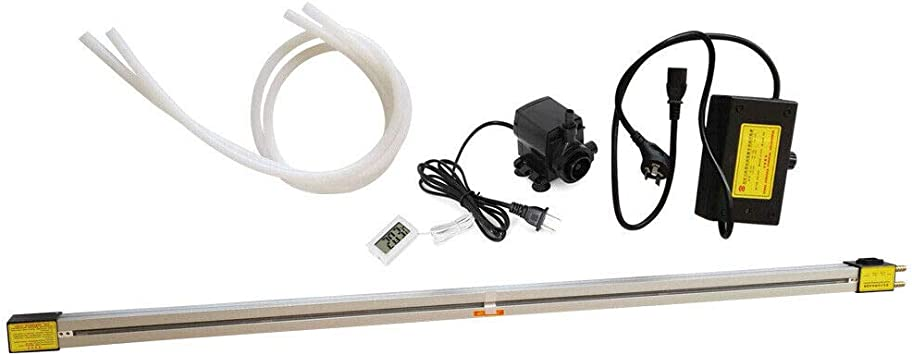 Amazon.com: Calentador de tiras de plástico acrílico de PVC ...