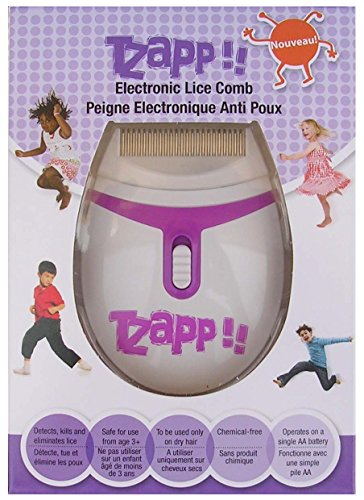 How to buy the best lice comb battery operated?