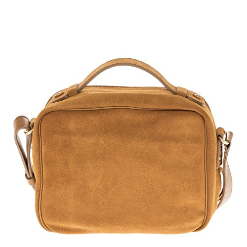 By Suede Handbag Chloe Tan Women's See Patti 4gaTWzzq
