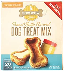 Bow Wow Bistro Dog Treat Mix (Peanut Butter)