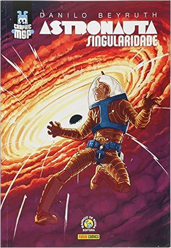 Astronauta – Singularidade (Capa Comum)
