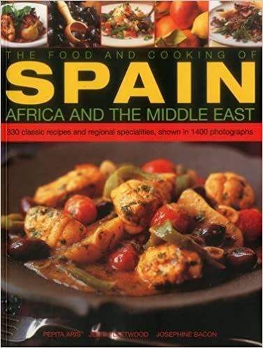 Book The Food & Cooking of Spain, Africa & the Middle East: Over 300 Traditional Dishes Shown Step By Step In 1400 Photographs by Pepita Aris (2016-01-07)