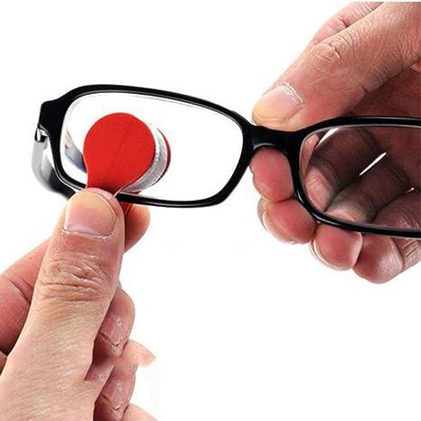 Mitid - Cepillo de Dos Lados para Gafas de Sol, Microfibra ...