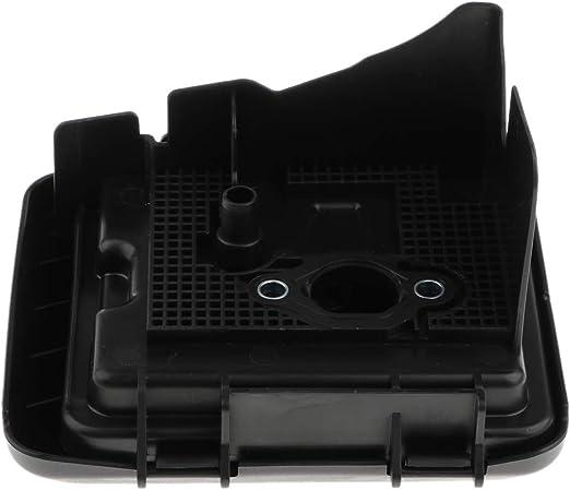 Luftfilterdeckel Luftfiltergeh/äuse Luftfilter f/ür Honda GC135 GC160 GC160A GC160LA GC160LE GC190A Rasenm/äher