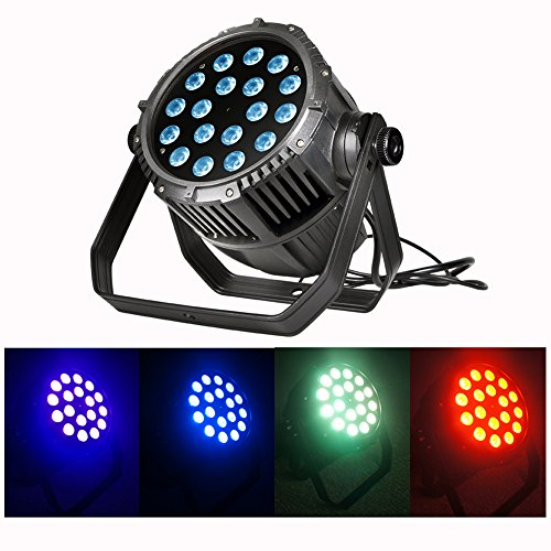 Boulder LED PAR IP65 Waterproof Outdoor 24x10W 4in1 Stage light DMX512 for TV studio, theater, auditorium, stage, T-stage, concerts