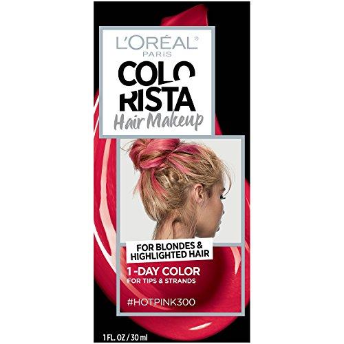 pink wash out hair dye - 9