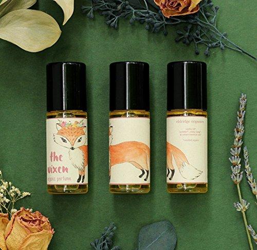 The Vixen - Organic Perfume Oil