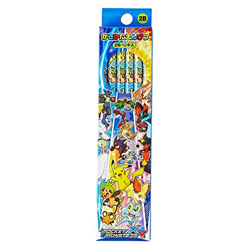 Pokémon Pencils 12pcs [Japan Import]