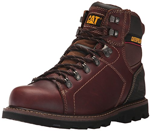 Caterpillar Men's Alaska 2.0 / Brown Industrial & Construction Shoe, 7 M US -