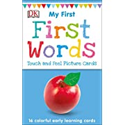 My First Touch and Feel Picture Cards: First Words (My 1st T&F Picture Cards)