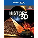 History in 3D [Blu-ray]