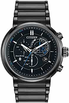Amazon.com: Citizen Watches Mens BZ1005-51E Proximity Black One Size: Citizen: Watches