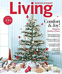 Martha Stewart Living lifestyle magazine for women is one of the go-to sources for everything food, home decorating, entertaining and parties, DIY projects and more. Crafters, home cooks, socialites and creative minds alike would benefit from...