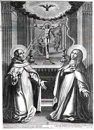 st john of the cross and st teresa of avila