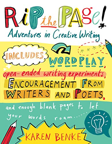 Best Writing Prompts - Rip the Page!: Adventures in Creative