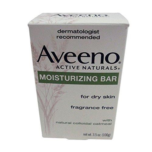 Aveeno Moisturizing Bar 3 5 Pack product image