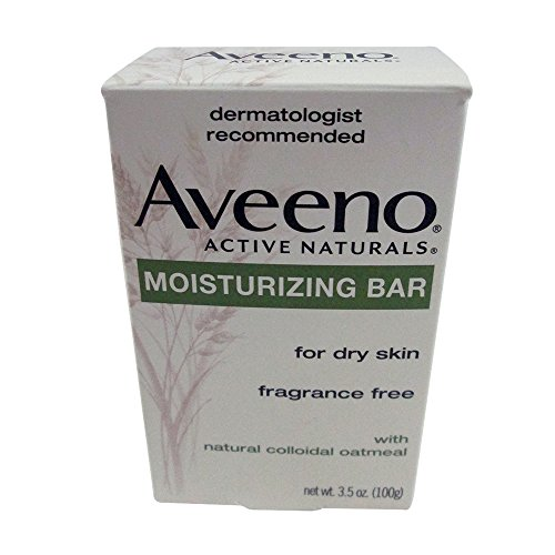 Aveeno Moisturizing Bar 3.5 Oz (Pack of 6)