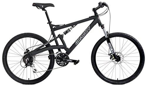 2018 Gravity FSX 2.0 Dual Full Suspension Mountain Bike Shimano Acera Suntour