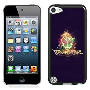 NEW Unique Custom Designed Case For Iphone 4/4S Cover Phone Case With Tomorrowland Electronic Music Festival Logo_Black Phone Case by ruishername