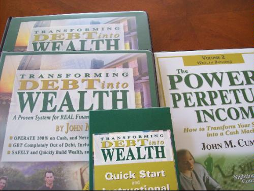 Download Transforming Debt into Wealth, compact disc version - SET OF 6 CD-ROMS. PDF