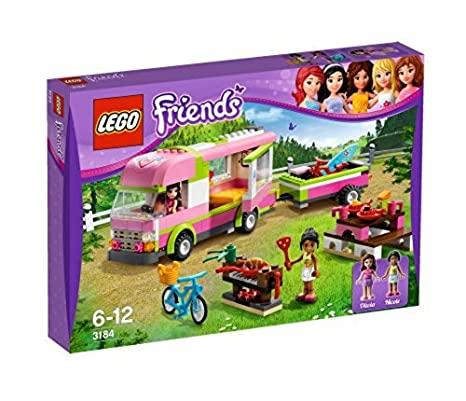 LEGO Friends 3184 - Caravana de Aventuras: Lego Friends: Amazon.es: Juguetes y juegos