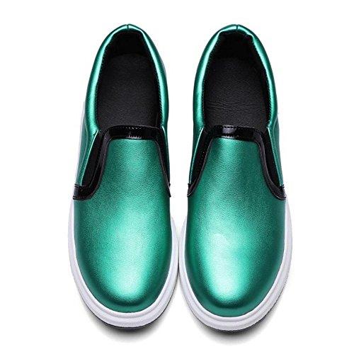 Green On Women Casual Shoes Slip KemeKiss Trainers n1tqYwqA