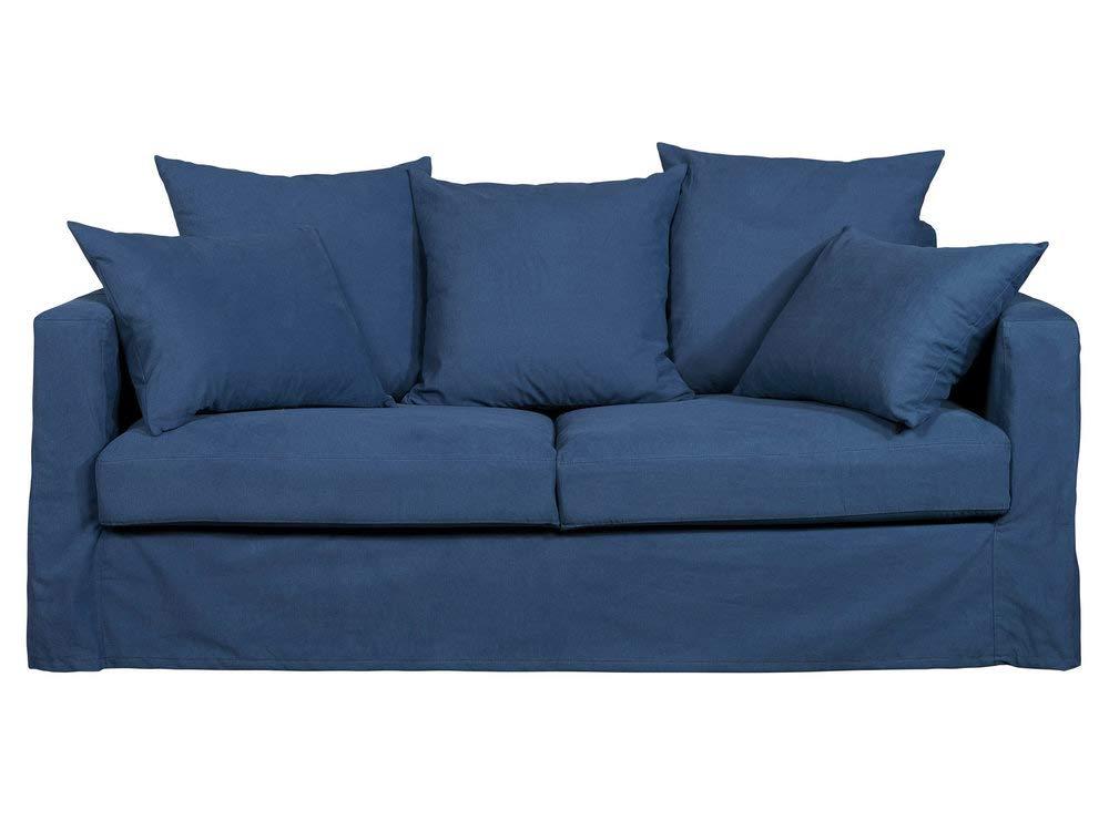 Delamaison Alphonse Sofa, Blau