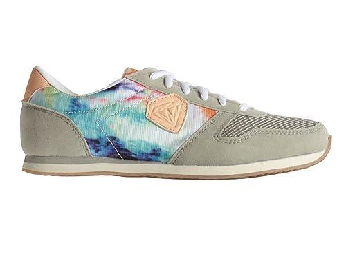 Esmara - Zapatillas de Piel para mujer Varios Colores gris 37: Amazon.es: Zapatos y complementos