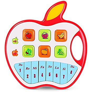 Amazon.com : Baby Einstein Discover and Play Piano : Baby