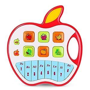 Amazon.com: NextX Baby Musical Toy Keyboard Piano