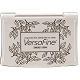 VersaFine Pigment Ink Pad-Smokey Gray