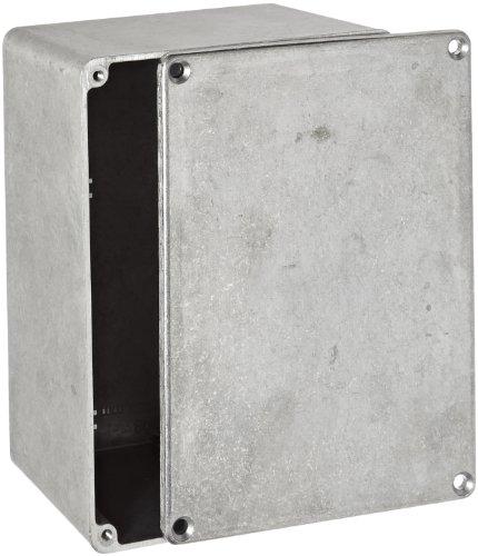 BUD Industries CN-5707 Die Cast Aluminum Enclosure, 5-15/32