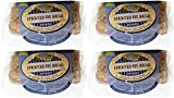 (4 PACK) - Everfresh Natural Foods - Org Sprout Rye Bread | 400g | 4 PACK BUNDLE
