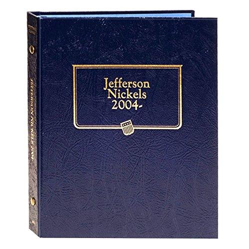 Jefferson Nickel - Whitman US Jefferson Nickel 2004 - Date #1973