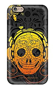 Iphone Case Cover Protector Specially Made For Iphone 6 Music Art