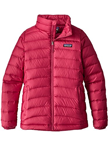 Patagonia Down Sweater Jacket (Patagonia Girls' Down Sweater Jacket (S, Craft Pink))