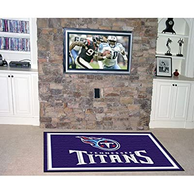 Fanmats Tennessee Titans 4x6 Rug