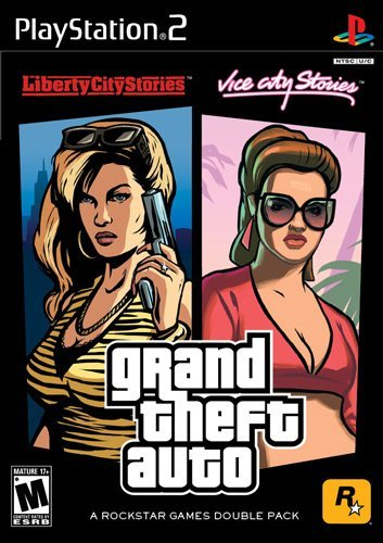 gta double pack ps2 - 3
