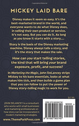 disney marketing plan