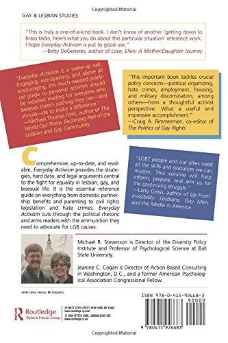 Activism allies bisexual everyday gay handbook lesbian people their galleries 725