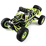 remote control brushless motor - 1/12 2.4GHz High Speed 4WD Climbing RC Car, Rock Cars Radio Control High Speed 50km/h Remote Control Electric Racing Car Toy