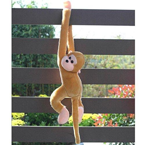Monkey Plush Toy  Beautyvan Girls Boys Kids Gift Cute Monkey Plush Toy Doll  F