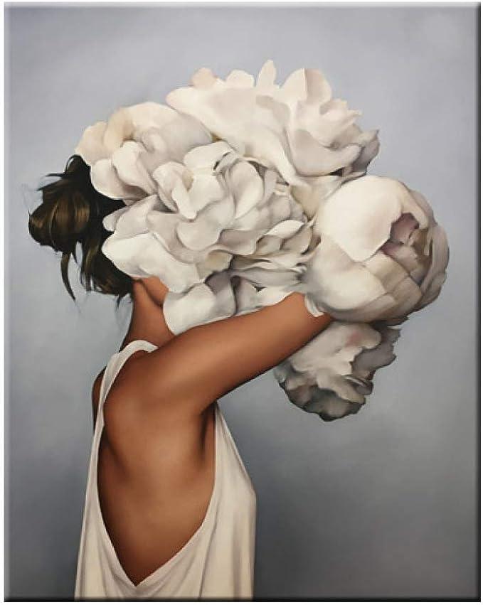 LiMengQi Impresión Lienzo Pintura Pared Arte Impresiones Cartel ...
